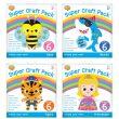 981052 Easy Craft Kids 4pk